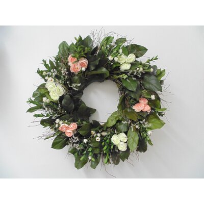Parisian Fluer 22 Wreath