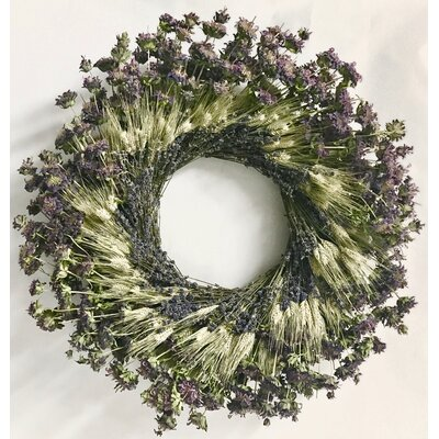 Lemon Mint Target 22 Wreath