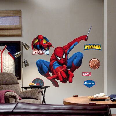 Best Fathead The Amazing Spider Man Wall Decal Comparing Price List
