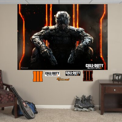 Activision Call of Duty Ops 3 Peel and Stick Wall Mural 1082-00024