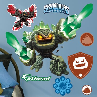 Skylanders Activision - Prism Break Junior Peel and Stick Wall Decal 15-16932