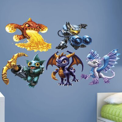 Skylanders Activision Core Peel and Stick Wall Decal 1082-00003