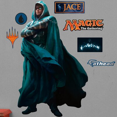 Hasbro Jace Beleren - Magic The Gathering Junior Wall Decal 15-16800
