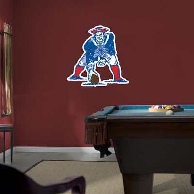 NFL Logo Wall Decal NFL Team: New England Patriots - Original AFL 14-14055