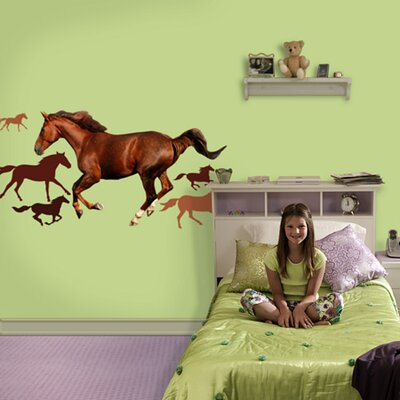 Horse Wall Decal 69-00016