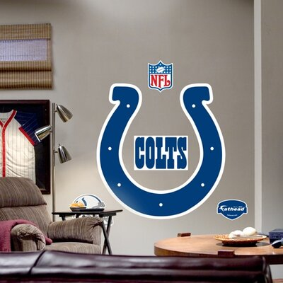 NFL Logo Wall Decal NFL Team: Indianapolis Colts 14-14016