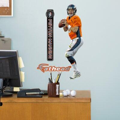 NFL Junior Wall Decal NFL Player: Denver Broncos - Manning 15-16625