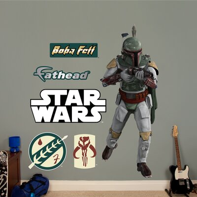 Star Wars Boba Fett Wall Decal 92-92116