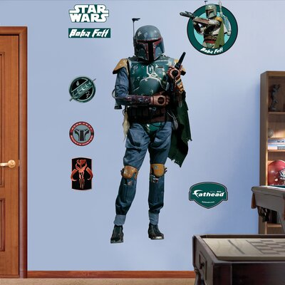 Star Wars Boba Fett Wall Decal 92-92007