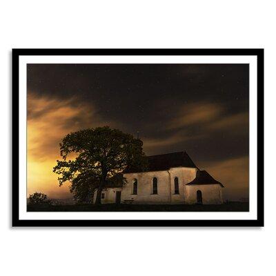 New Era Sanctuary Framed Photographic Print Size: 26