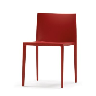 Sail Side Chair (Set of 6) Finish: Cayenne Red