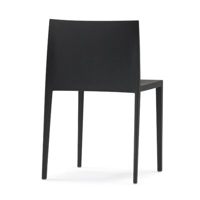 Sail Side Chair (Set of 6) Color: Black