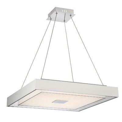 Kittle 1-Light LED Geometric Pendant