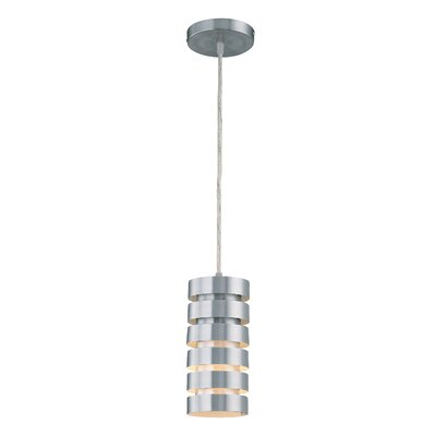 Collins Metal 1-Light Drum Pendant