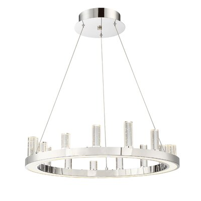 Kitts 1-Light LED Kitchen Island Pendant