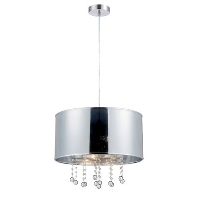 Riviera 2-Light Drum Pendant