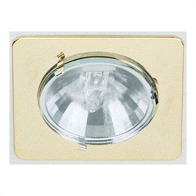 Micro Square Lamp Recessed Trim