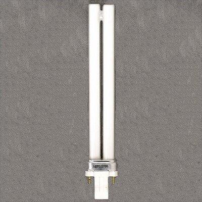 GU10/Bi-pin Compact Fluorescent Light Bulb Wattage: 12W