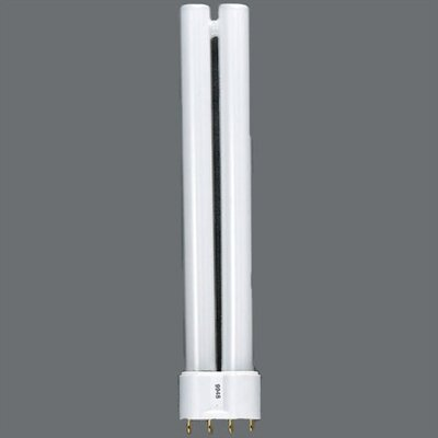 GU10/Bi-pin Compact Fluorescent Light Bulb Wattage: 18W