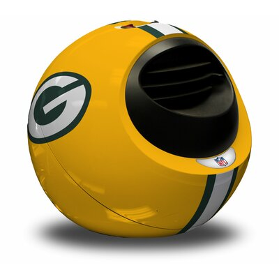 Helmet Heater 1,200-600 Watt Infrared Space Heater - NFL Team: Green Bay Packers at Sears.com