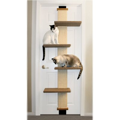 80 Door-Climber Cat Tree