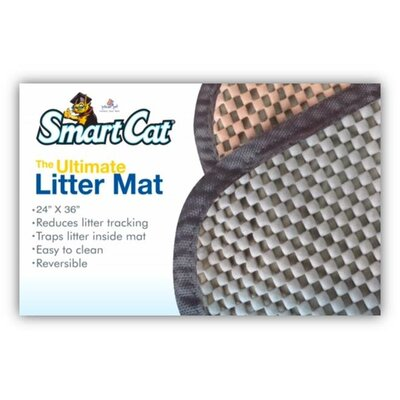 SmartCat Ultimate Litter Mat