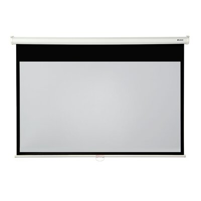 High Contrast Grey 92 diagonal Manual Projection Screen