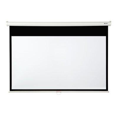 Matte White 106 diagonal Manual Projection Screen