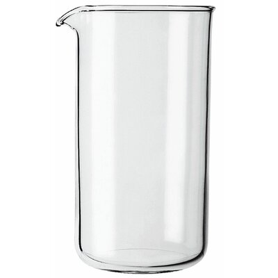 Universal French Press Replacement Beaker Size: 11.83 oz. GR 199