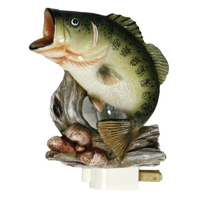 Bass 3D Night Light