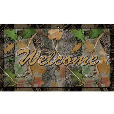 River's Edge Products Welcome Cano Door Mat at Sears.com