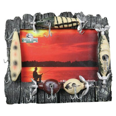 Resin Lure Picture Frame 464