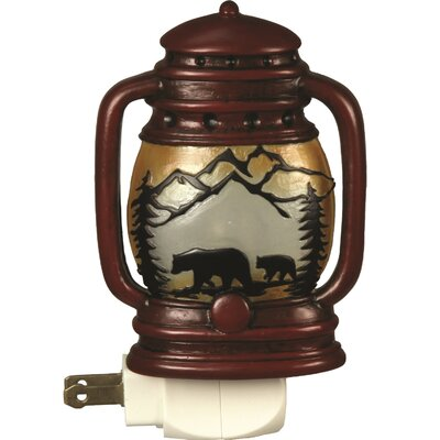 Automatic Lantern Night Light
