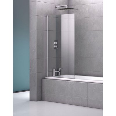 Modus Single Rectangular Bath Screen
