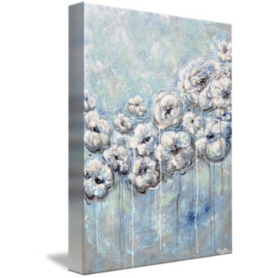 "'Precious Moments' Acrylic Painting Print on Wrapped Canvas Size: 15"" H x 11"" W RDBA2566 44253130"