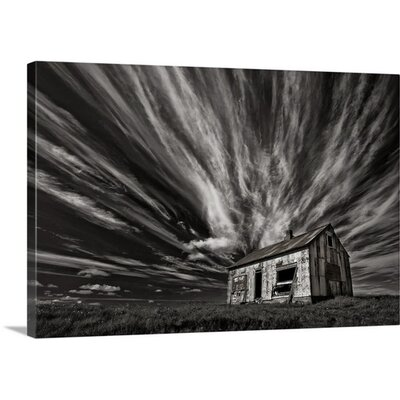 Cabin by Azorsteinn H. Ingibergsson Photographic Print on Canvas 2350671_1_24x16_none