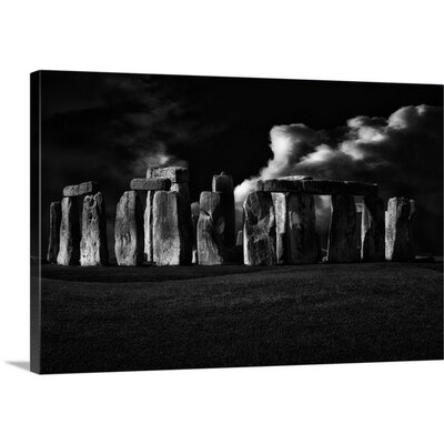 The Night of Stonehenge by Stefan Eisele Photographic Print on Canvas Size: 20