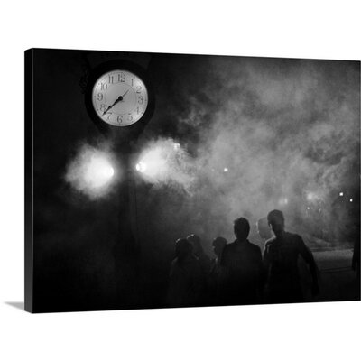 Halloween Night by Mariyan Atanasov Photographic Print on Canvas Size: 26