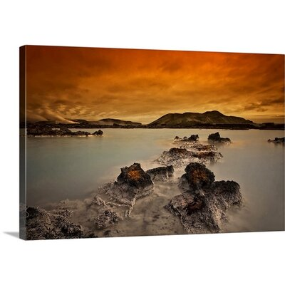 'Primal Elements' by Azorsteinn H. Ingibergsson Photographic Print on Canvas 2351515_1_30x20_none