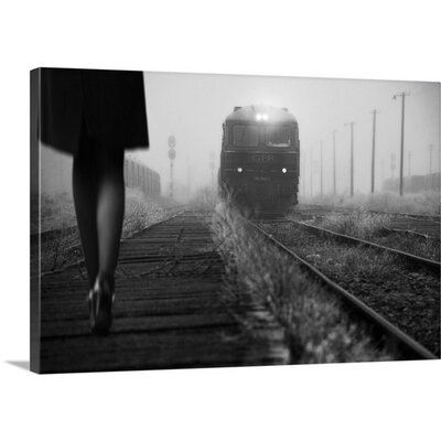 November Passengers by Nicoleta Gabor Photographic Print on Canvas Size: 24