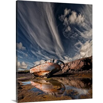 Final Place by Azorsteinn H. Ingibergsson Photographic Print on Canvas 2352142_1_34x40_none