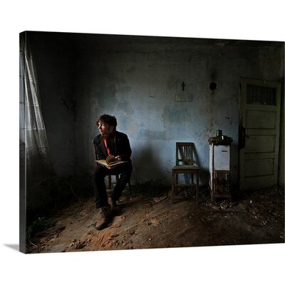 The Good Son by Mario Grobenski Photographic Print on Canvas Size: 23