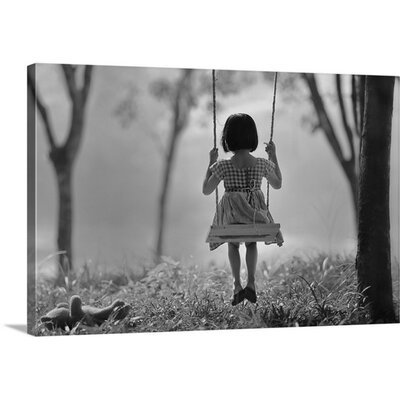 Just (You And) Me by Raymond Sitanggang Photographic Print on Canvas Size: 24