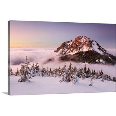 Rozsutec Peak by Tomas Sereda Photographic Print on Canvas Size: 15