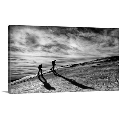 Step by Step by Marcel Rebro Photographic Print on Canvas Size: 14