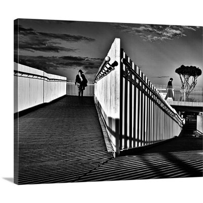 Light and Shadow by Louis Agius Photographic Print on Canvas Size: 38