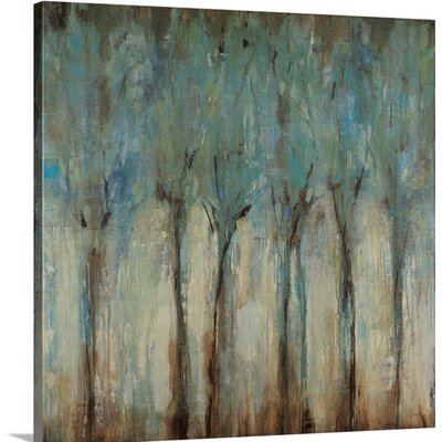 'Whispering Winds' by Liz Jardine Painting Print on Canvas