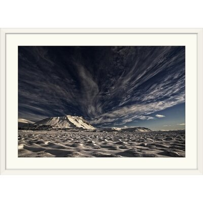 """'by Azorsteinn H. Ingibergsson Photographic Print Format: White Frame, Size: 17"""" H x 23"""" W x 1"""" D 2351481_21_18x12_none"""