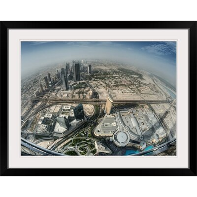 "'Top of the World by Robert Work Photographic Print Format: Black Frame, Size: 25"" H x 32"" W x 1"" D 2354664_15_24x17_none"