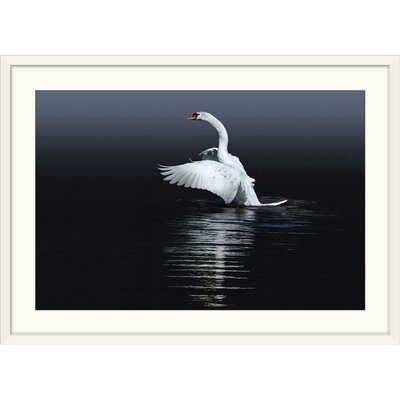 """'Ready to Go' by Jean De Spiegeleer Photographic Print Format: White Frame, Size: 17"""" H x 23"""" W x 1"""" D 2355613_21_18x12_none"""